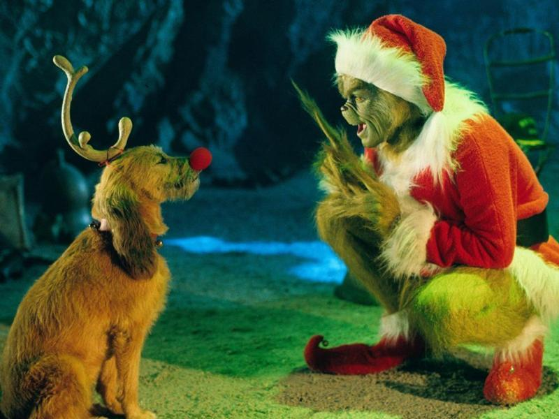 What Is The Dog S Name In How The Grinch