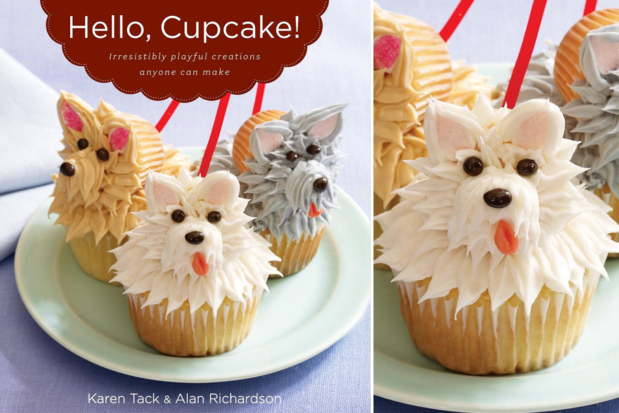 Hello Cupcake Dog Cupcake Recipe | Pretty Fluffy