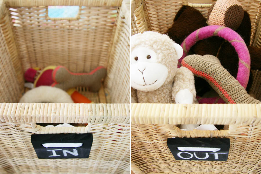 DIY Pet Toy Box | Pretty Fluffy