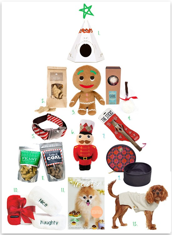 gift guide for the dogs 1 - Christmas Presents For Dogs