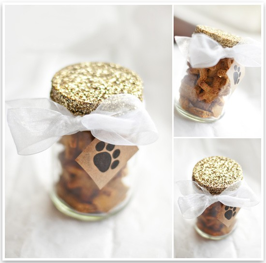 Dog Treat Jar DIY | Pretty Fluffy