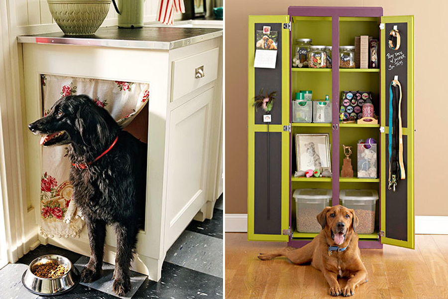 Dog Station - The Perfect Pet Friendly Home | Pretty Fluffy