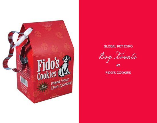 Fido's Cookies | Global Pet Expo Dog Treats | Pretty Fluffy