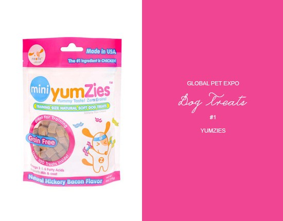 Yumzies | Global Pet Expo Dog Treats | Pretty Fluffy