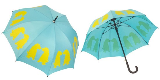 Puppy Umbrella by Kelly & Sam | Pretty Fluffy