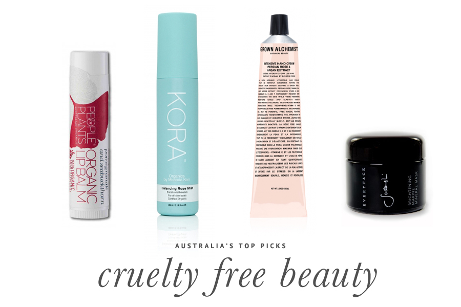 Top 4 Aussie Cruelty Free Products | Pretty Fluffy