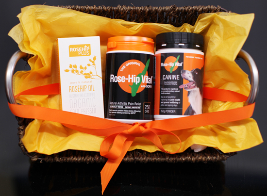 WIN a Rose Hip Vital Health Bundle > Enter the Pretty Fluffy Christmas Giveaway - over $2000 in prizes to be won.