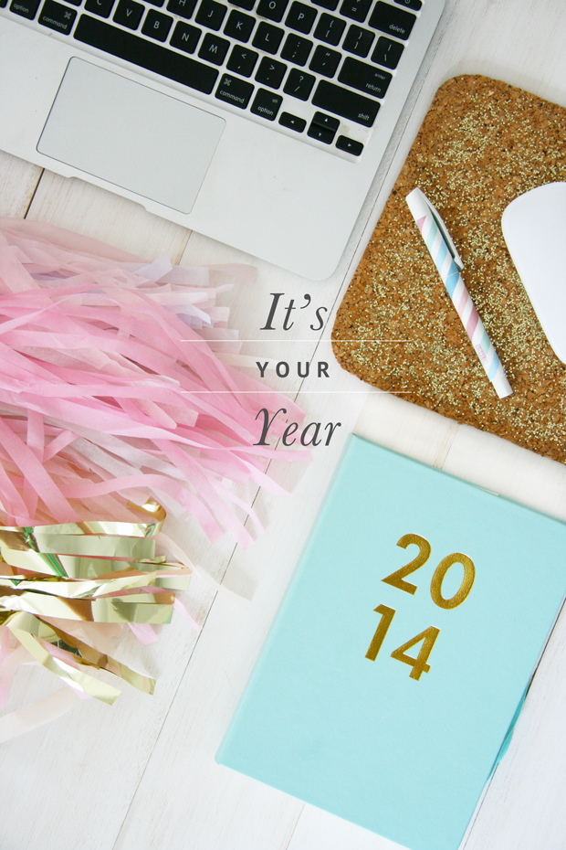 Turn Your 2013 Failures into 2014 Successes | Pretty Fluffy