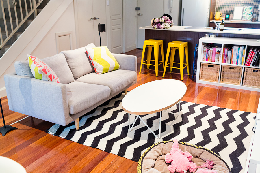 Pet Friendly Home Tour - Madeleine Burke of The Daily Mark | Pretty Fluffy