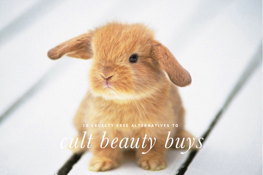 Cruelty Free Alternatives to Cult Beauty Buys | Pretty Fluffy