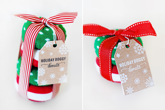 15 diy dog christmas gifts for dogs dog lovers wwwprettyfluffycom