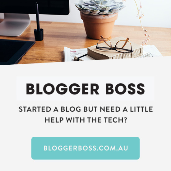 Blogger Boss eCourse