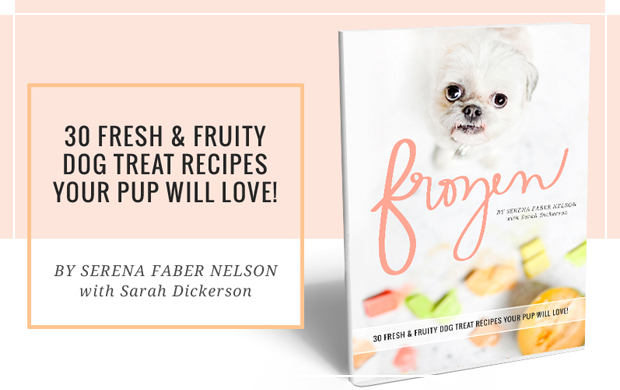 Nom Nom! From pupsicles, to biscuits, smoothies, winter warmers and everything in between, Frozen - 30 Fresh & Fruity Dog Treat Recipes Your Pup Will Love! is packed with a tantalising variety of frozen dog treats for every season.