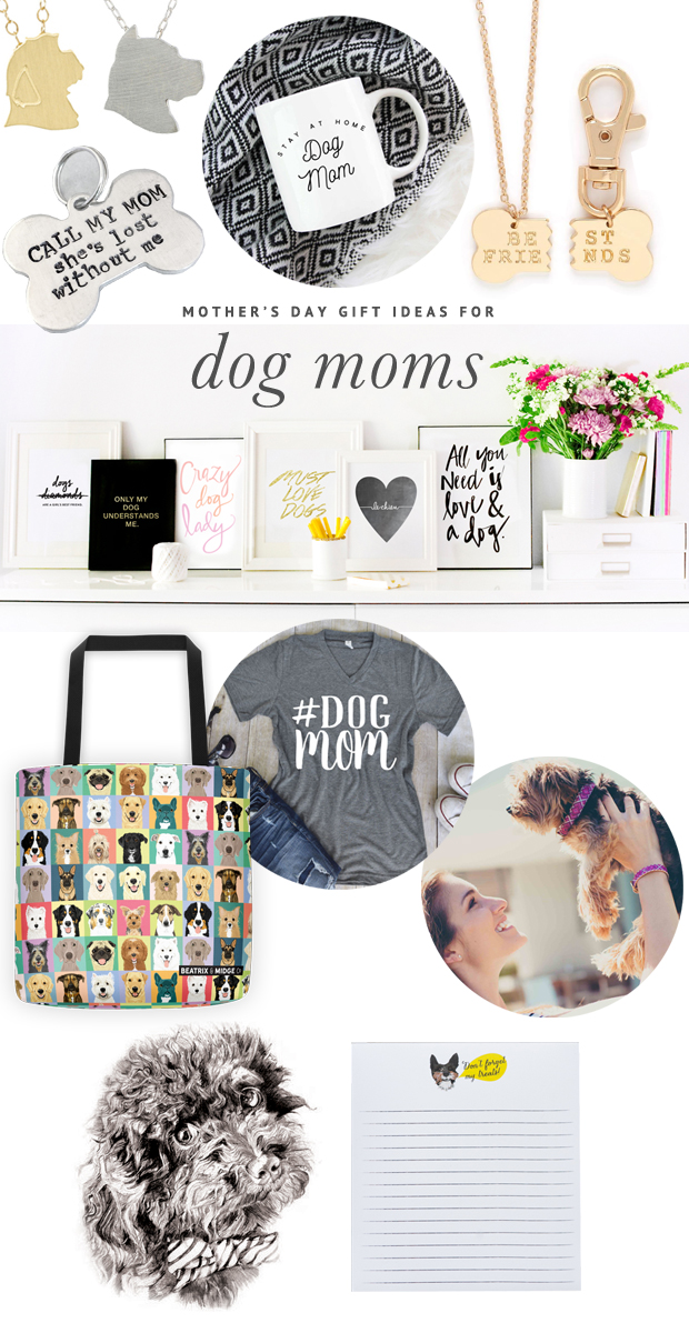 Mother 39 s day gift ideas for dog moms pretty fluffy for Gift ideas for mom who has everything