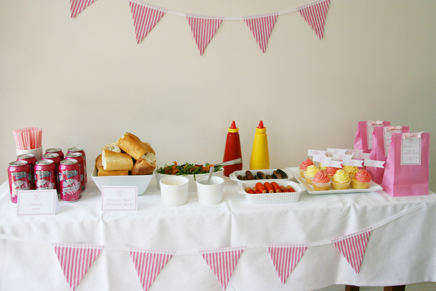 Dog Friendly Birthday Party | Pretty Fluffy