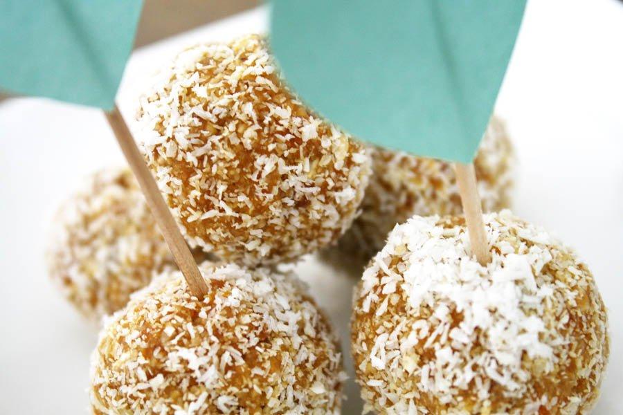 No bake apricot treats | Pretty Fluffy