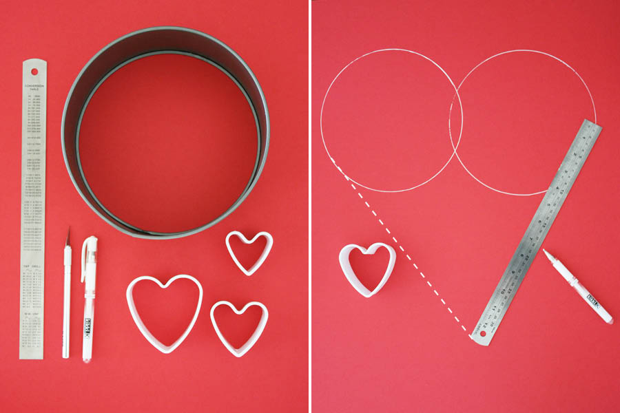 DIY 5 Minute Valentine   Pretty Fluffy