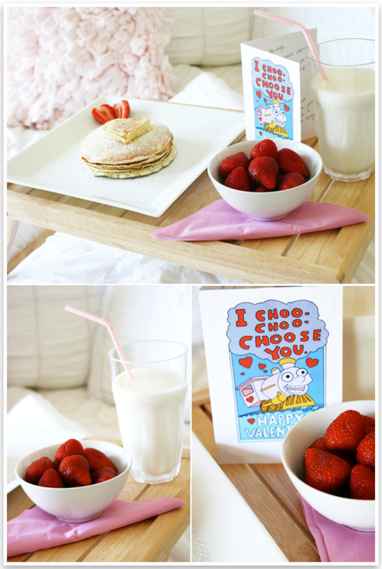 DIY Valentine's Day Brunch | A budget friendly stylish DIY Valentines Brunch - the perfect way to pamper your loved one this Valentine's Day! Grab the full menu & free recipe list here.