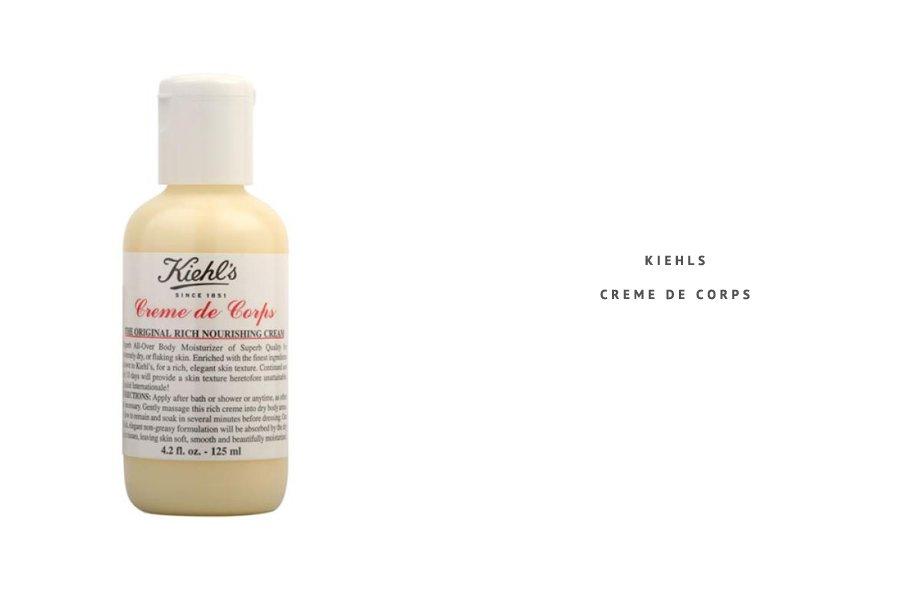 Kiehls Creme De Corps - Top 5 Cruelty Free Body Lotion   Pretty Fluffy