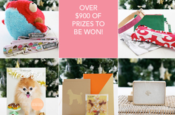 Christmas Giveaway | Pretty Fluffy