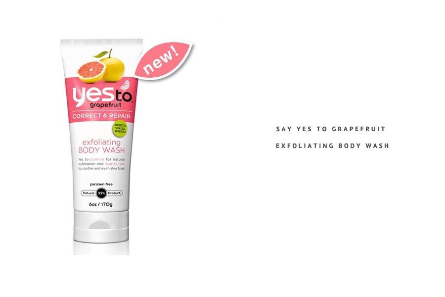 Say YES Exfoliant - Top 5 Cruelty Free Body Scrubs | Pretty Fluffy