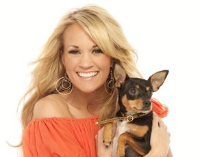Carrie Underwood & Ace | Pretty Fluffy