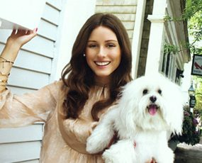 Olivia Palermo & Mr Butler | Pretty Fluffy