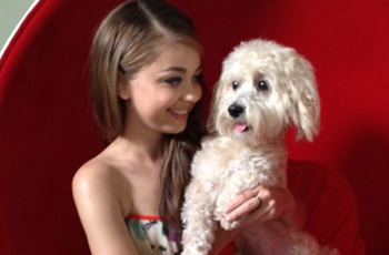 Sarah Hyland & Barkley Bixby | Pretty Fluffy