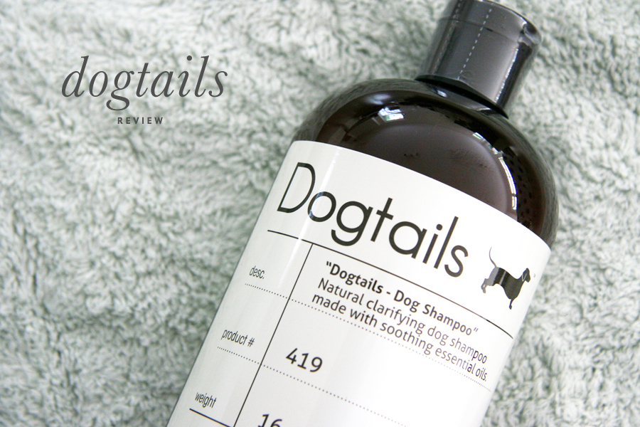 Dogtails Shampoo Review | Pretty Fluffy