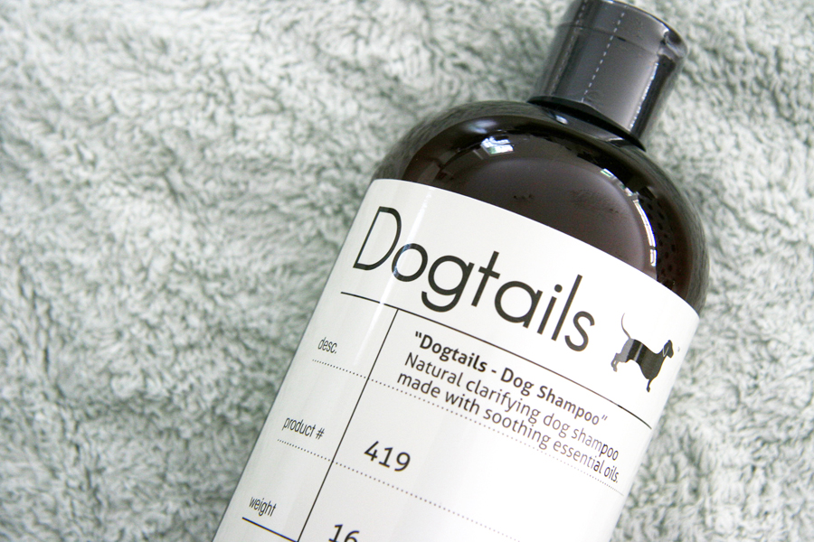 Dogtails Natural Dog Shampoo | Pretty Fluffy