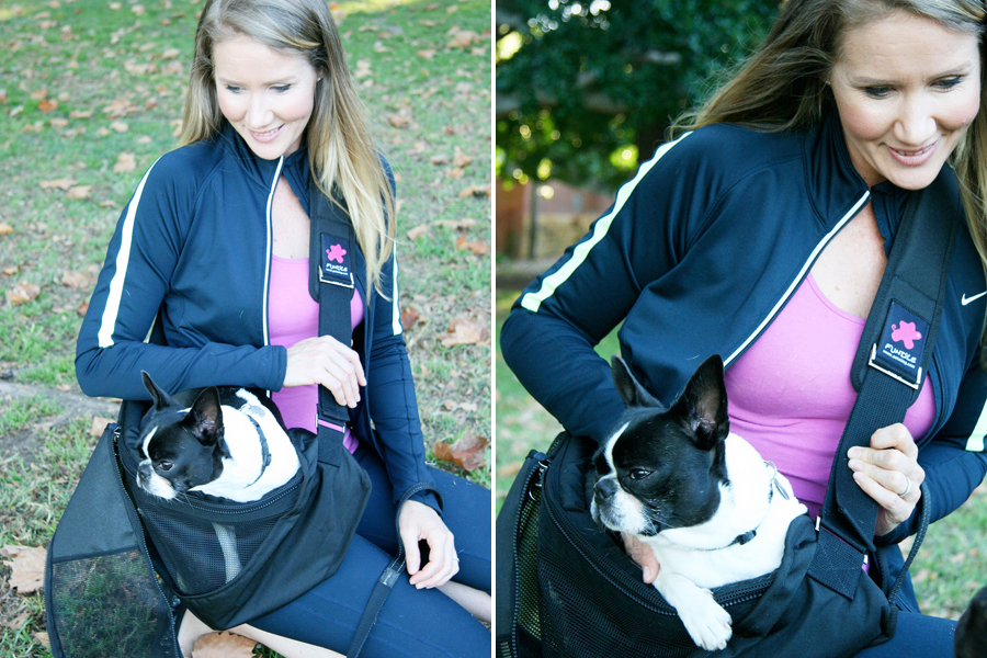 Fundle Pet Sling | Pretty Fluffy