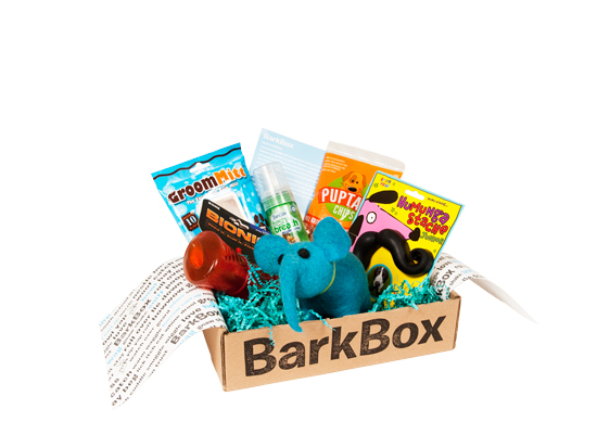 WIN a BarkBox Subscription > Enter the Pretty Fluffy Christmas Giveaway - over $2000 in prizes to be won.