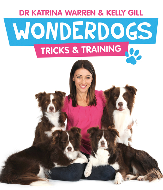 WIN 1 of 5 copies of Wonderdogs Tricks & Training > Enter the Pretty Fluffy Christmas Giveaway - over $2000 in prizes to be won.