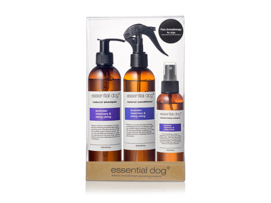 Dog Grooming Gift Box Ylang Ylang