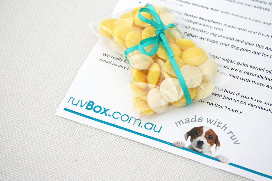 RuvBox - Subscription Gift Box for Dogs