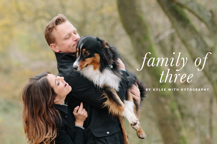 A Dog Friendly Engagement | Photography by Kytography