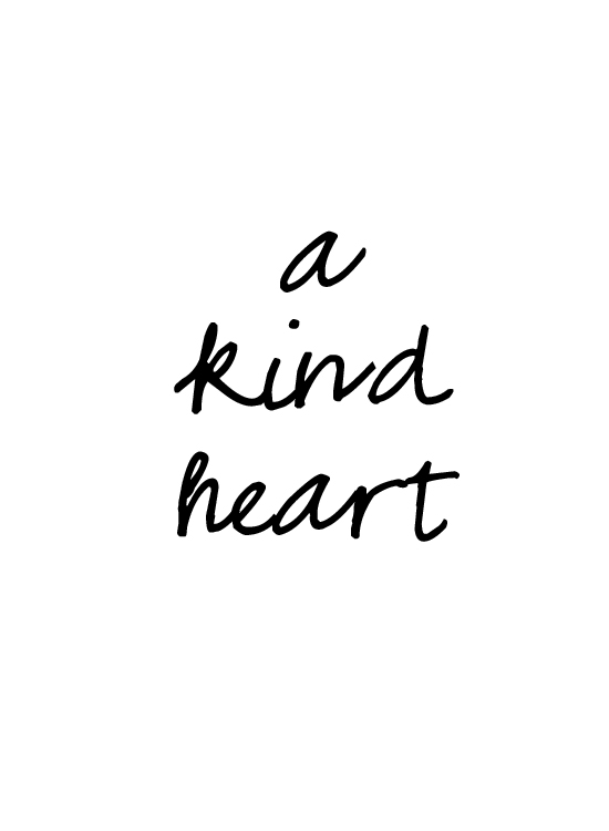 A Kind Heart | prettyfluffy.com