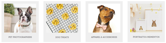 Pretty Fluffy Shopping Guides -  the ultimate resource for the discerning dog owner.