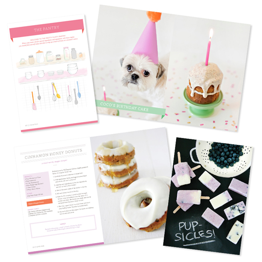 Join thousands of happy dog owners (and happy dogs!) who have enjoyed the Ebook 52 Weeks of Treats 2nd Edition - Simple & Healthy Dog Treat Recipes for Every Season. | Buy now at www.prettyfluffy.com