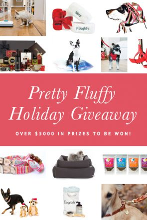 2014 Pretty Fluffy Holiday Giveaway - Over $5000 in Prizes to be Won! | Enter at www.prettyfluffy.com