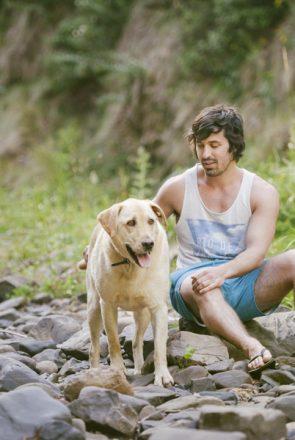 Man's Best Friend by Bitsa Bernard Photography