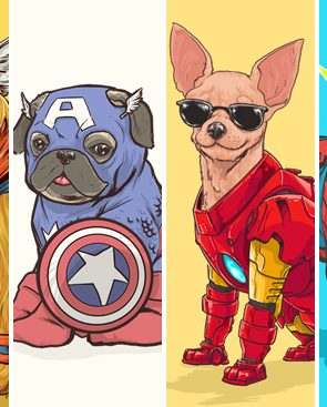 QUIZ: What's your dog's superhero alter-ego?