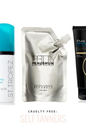5 of the Best: Cruelty Free Self Tanners | Pretty Fluffy