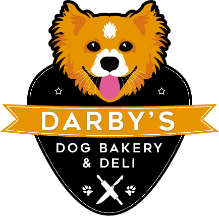 Grilled Tuna Cookies, Roast Chicken Biscuits & Doggy Donuts are just some of the delectable delights featured in the new Darby's Dog Bakery and Deli range.