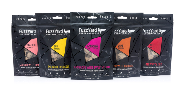 First look at FuzzYard dog treats: Packed with doggie superfoods, the new freeze dried 'Supernaturals' range packs a powerful punch of health and tastiness.