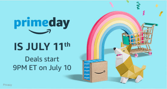 Amazon Prime Day for Pet Lovers - we've rounded up the hottest deals from Amazon PRime Day 2017 for pets, dog lovers and animal lovers - all in one place.