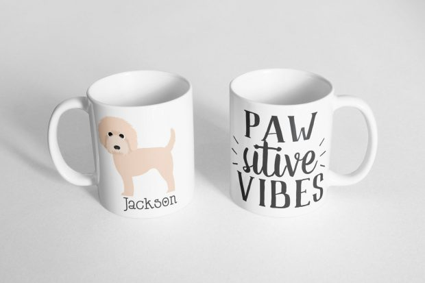 Dog Lovers Mugs - These are the dog mom essentials you need in your life this year.