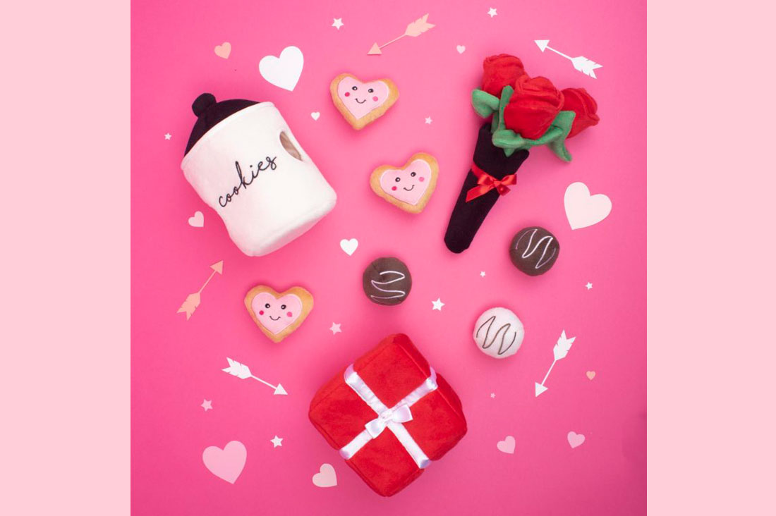 Valentines Day Gifts for Dogs and Dog Lovers