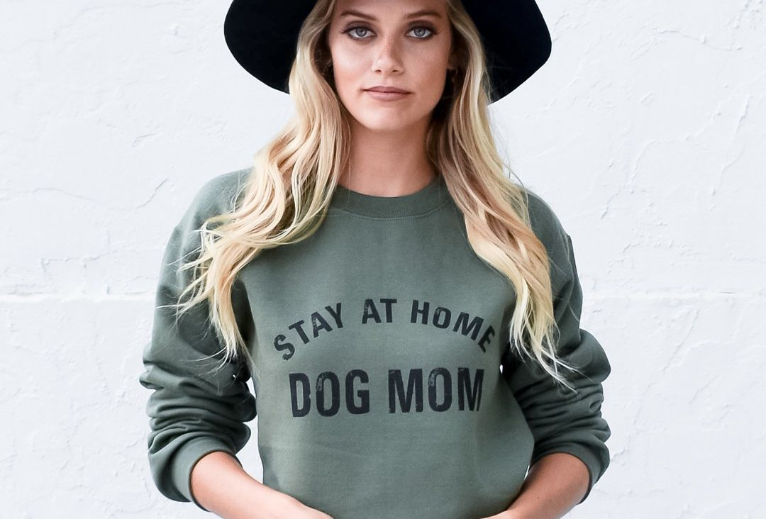 The ultimate gift guide for dog moms special 'at home' edition. Treat your fave dog mamas this Mother's Day with our special