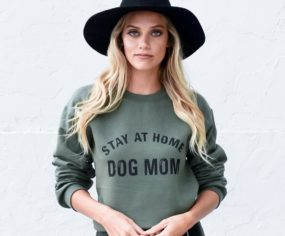 """The ultimate gift guide for dog moms special 'at home' edition. Treat your fave dog mamas this Mother's Day with our special """"staying home"""" gift guide."""